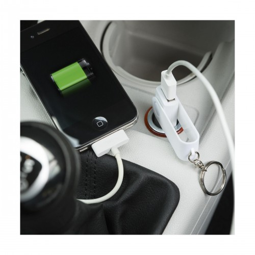 Twist USB CarCharger oplader