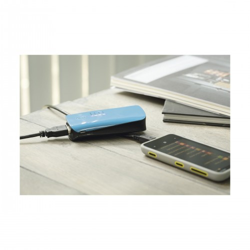 Powerbank 4000 oplader