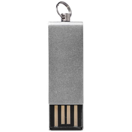 Reclame usb stick zilver