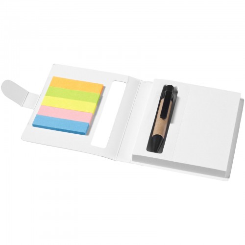Reveal boekje met sticky notes