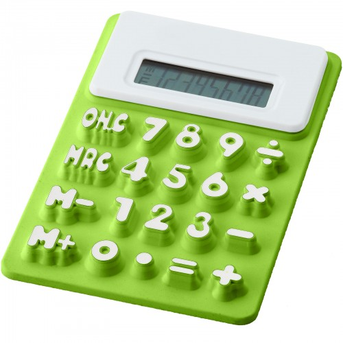 lime groene calculator