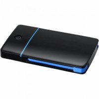 Powerbank 5000mAh zwart