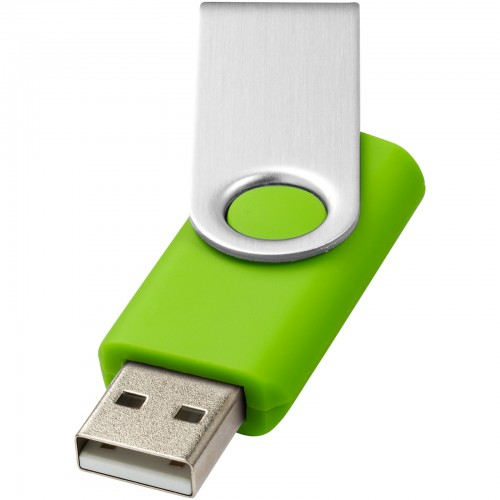 Lime groen usb stick