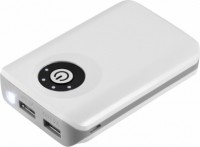 Powerbank 6600mAh met logo