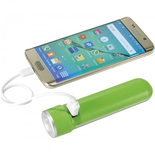 Ray powerbank 2200 MAH met licht