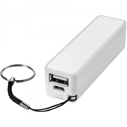 Powerbank 2000mAh met logo