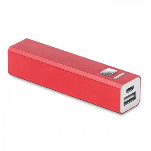 Rode PowerBank 2200 mAh met logo