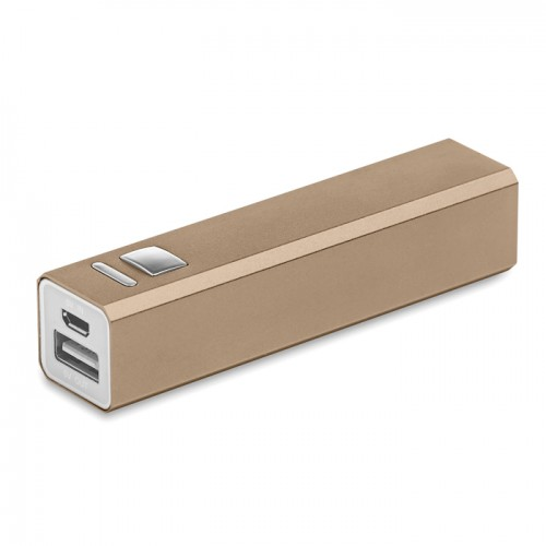 PowerBank 2200 mAh met logo