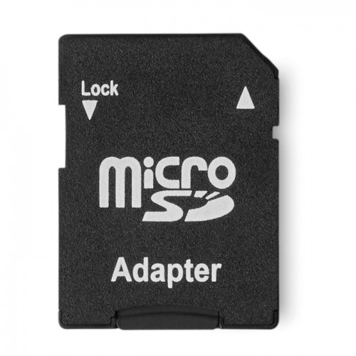 Micro SD kaart adapter 8GB
