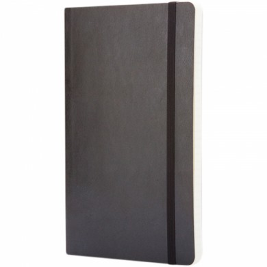 Moleskine Classic Soft Cover Large gelinieerd