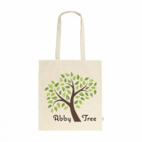 Organic Cotton Shopper 140 gm² tas