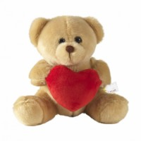 With Love Bear beer knuffel