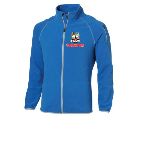 Fleece jassen heren