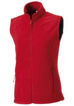 Fleece bodywarmer Gilet ladies
