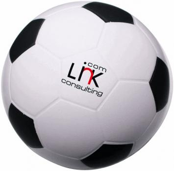 Voetbal stress item Wit