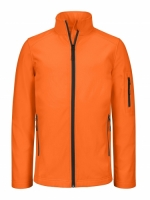 Borduren softshell jassen