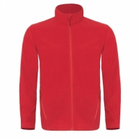 Outdoor fleece jassen