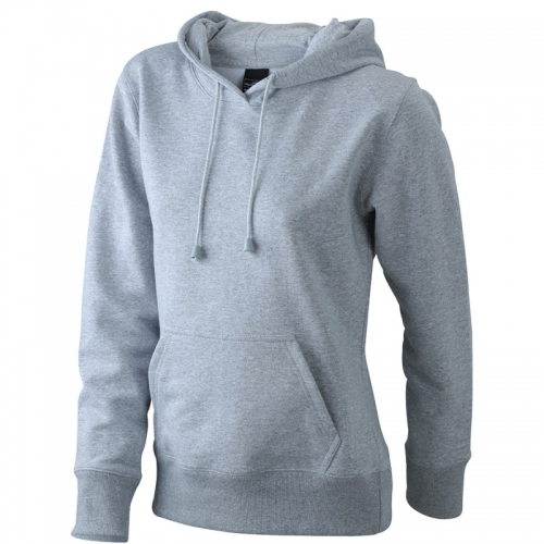 Trui Met Capuchon Dames.J N Dames Hooded Sweater
