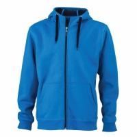 blauwe sweater borduren