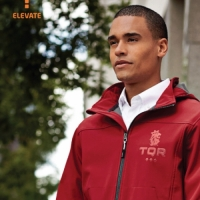 Elevate softshell jas