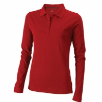 polo dames rood