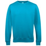 Blauwe sweater
