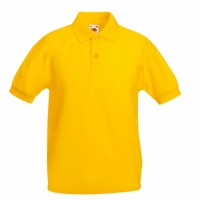 Fruit of the Loom kinder polo