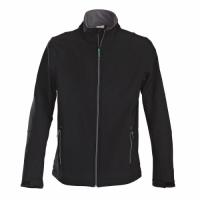 Borduren winter softshell jassen