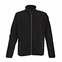 fleece jassen met logo