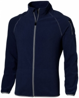navy Slazenger fleece jas