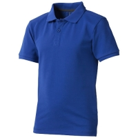 blauwe polo's borduren