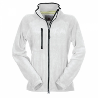 Witte dames fleece