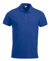 royal blue Clique polo Lincoln