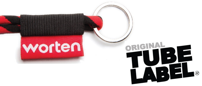 Custom made lanyards, direct uit fabriek